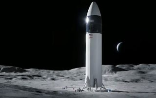 SpaceX của Elon Musk giành được hợp đồng đưa người lên mặt trăng của NASA