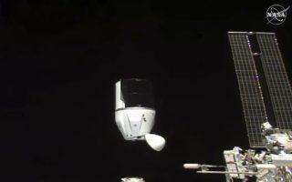 Shiper SpaceX's Dragon về Trai đất an toàn sau khi giao hàng cho trạm ISS