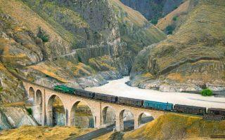 Chuyện đằng sau tuyến đường sắt xuyên Iran, một trong những kỳ công kỹ thuật vĩ đại nhất của thế kỷ 20