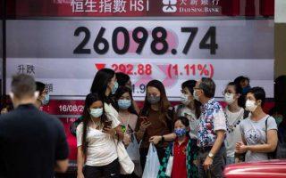 Hơn 760 tỷ USD bốc hơi khỏi thị trường Trung Quốc trong một tuần