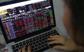 Ngân hàng, thép không 'gánh' nổi thị trường, VN-Index giảm điểm