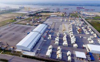 Nhà đầu tư ngoại 'khoái khẩu' với bất động sản logistics