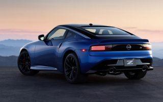 Nissan trình làng mẫu xe thể thao Z phong cách hoài cổ mới, 'mượt mà'