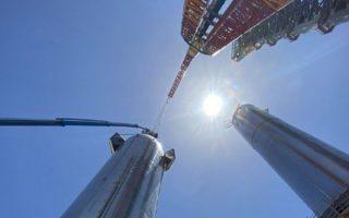 SpaceX của Elon Musk tiết lộ nguyên mẫu khổng lồ của tên lửa lớn nhất nhân loại