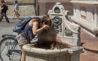 Tây Ban Nha chới với giữa nắng nóng kỷ lục, Ý trong tình trạng báo động đỏ