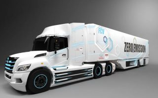 Toyota sẽ chế tạo hệ thống truyền động bằng pin nhiên liệu từ năm 2023