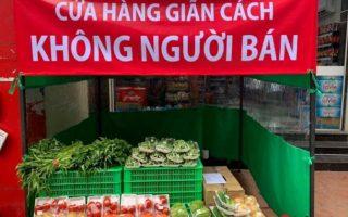 TPCHM nên học Hà Nội về cách cung ứng thực phẩm cho người dân
