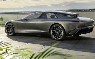 Audi Grandsphere, dòng xe điện tự hành cấp độ 4 không cần vô lăng