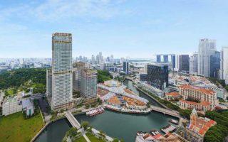Bất động sản xa xỉ ở Singapore bán chạy như tôm tươi