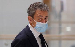 Cựu tổng thống Pháp Sarkozy bị kết án 1 năm tù vì tài trợ bất hợp pháp cho bầu cử năm 2012