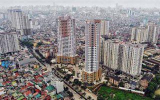 Dòng vốn ngoại chực chờ rót vào thị trường bất động sản Việt Nam