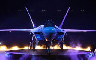 Hàn Quốc ra mắt máy bay phản lực siêu thanh KF-21 trang bị tên lửa hành trình