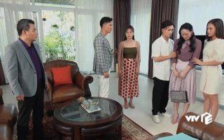 Hương vị tình thân p2-tập 33: Ông Khang mắng té tát bà Xuân vì khiến cả nhà chết nhục