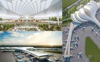 Khi nào khởi công nhà ga hành khách 'siêu sân bay' Long Thành?