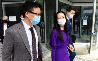 Mỹ từ bỏ theo đuổi cáo buộc gian lận đối với Giám đốc tài chính Huawei