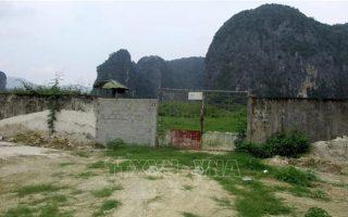 Nghịch lý: Dân thiếu đất, dự án ngàn tỷ bỏ hoang