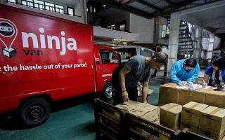 Ninja Van huy động được 783 triệu USD từ các nhà đầu tư, bao gồm cả Alibaba