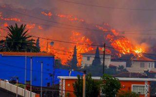 Kinh hoàng: Video núi lửa La Palma nuốt chửng 'hàng trăm ngôi nhà' ở Tây Ban Nha