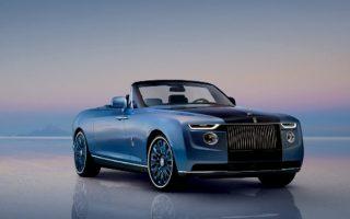 Rolls-Royce sẽ ngừng sản xuất ô tô chạy xăng vào năm 2030