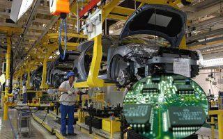 Thiếu chip khiến các nhà sản xuất ô tô toàn cầu tiêu tốn 210 tỷ USD trong năm nay