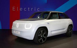 VW tiết lộ mẫu SUV cỡ nhỏ ID.Life chạy điện giá rẻ