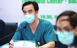 Bộ Y tế thông tin về việc Giám đốc BV Bạch Mai bị khởi tố