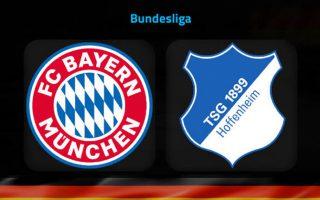 Bundesliga: Nhận định, Link xem trực tiếp trận Bayern Munich vs Hoffenheim lúc 20h30′, 23/10
