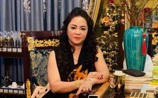 Công an TPHCM: Bà Nguyễn Phương Hằng đưa thông tin sai sự thật trên mạng xã hội