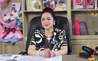 Công an TPHCM rà soát nội dung tố giác nghệ sĩ của bà Nguyễn Phương Hằng