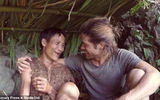 Dailymail ghi lại khoảnh khắc 'Tarzan' Hồ Văn Lang trong video mới sau khi ông qua đời
