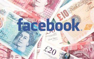 Facebook bị phạt 50 triệu bảng Anh
