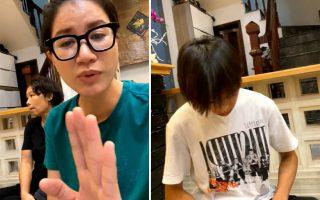 Trang Trần gay gắt tuyên bố mẹ con Hồ Văn Cường sắp bị đuổi ra khỏi nhà