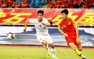 Vòng loại World Cup 2022: Tâm điểm đêm nay, tuyển Trung Quốc – tuyển Việt Nam