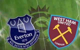 Vòng 8 Ngoại hạng: Link xem trực tiếp Everton vs West Ham lúc 20h00, 17/10